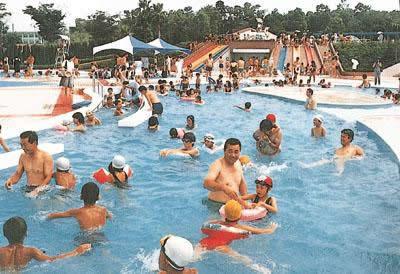 永源山公园游泳池