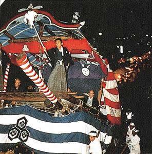 เทศกาลประจำปียะมะซะคิฮาจิมังกูการตกต่ำ