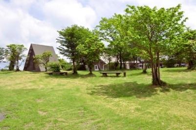 나가노 산로쿠 치타카원캠프장