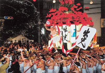 토쿠야마 여름축제