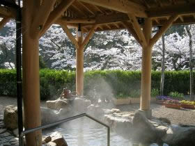Ishibune Hot Spring