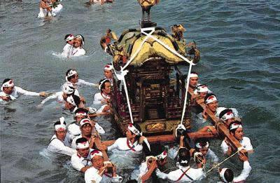 贵船神社夏季庙会