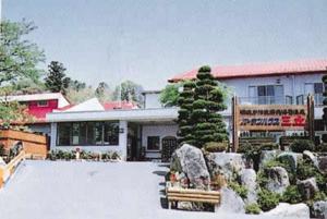 Baden House three hill