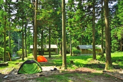 Mt. Eboshi Wood Park Campground