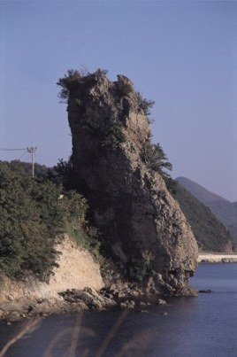 四岩奇岩(祈願幸福)