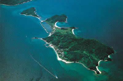 Uma Island
