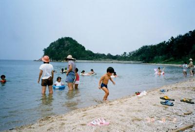 马岛海水浴场