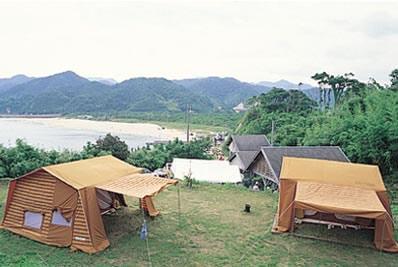 遠岳露營地