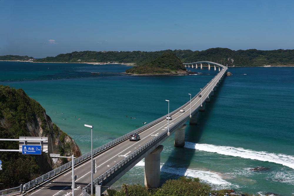 2. 角岛大桥
