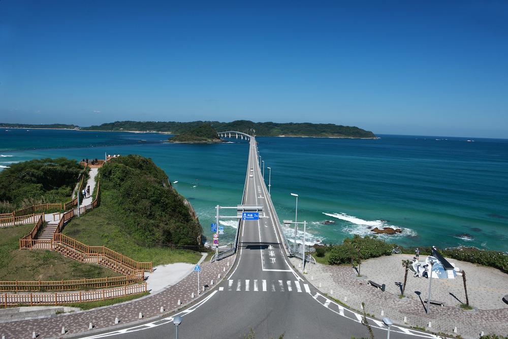 1. 角岛大桥