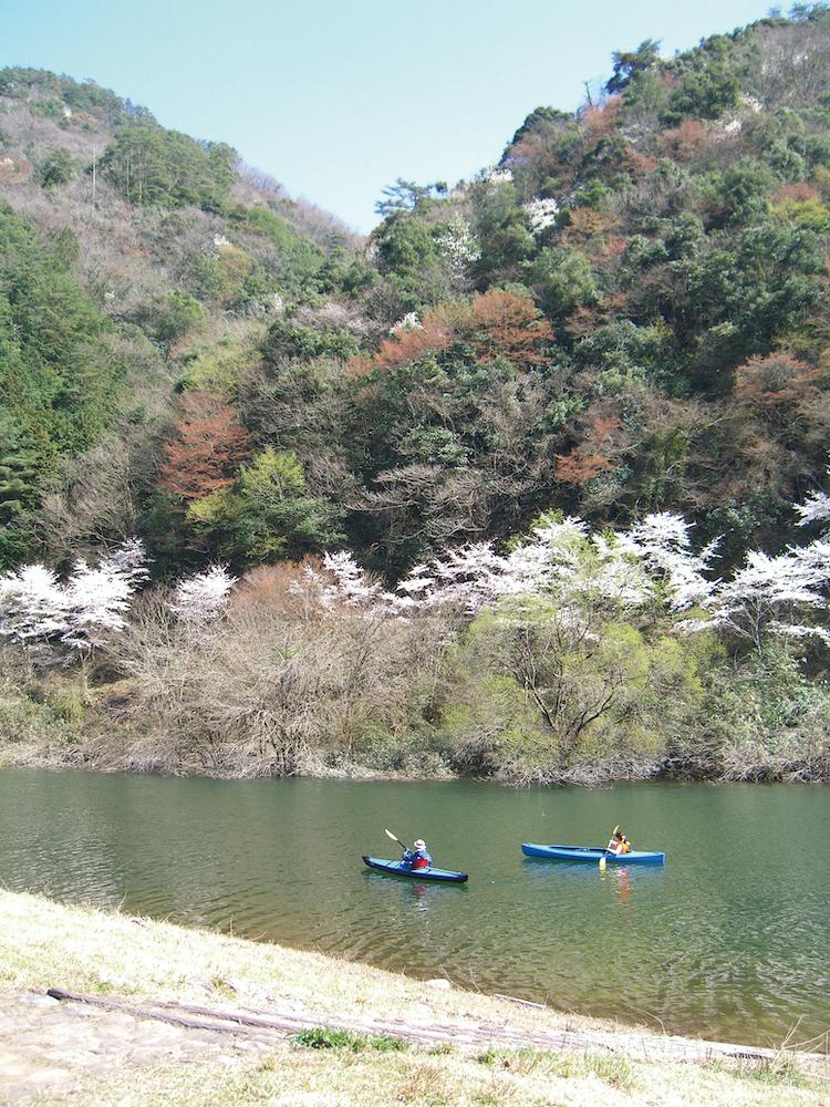 1. Interact Park Ohara lake