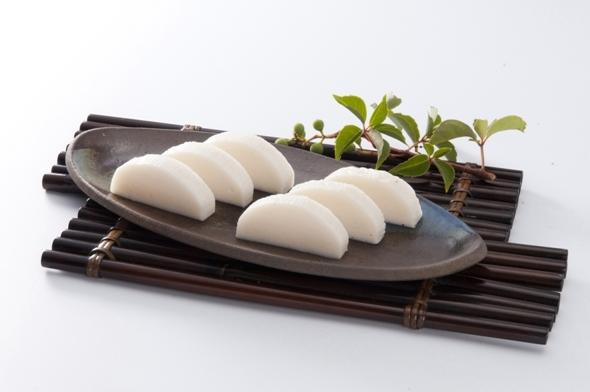1. Kamaboko (Fish Cake)