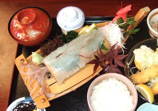 2. 鱿魚料理