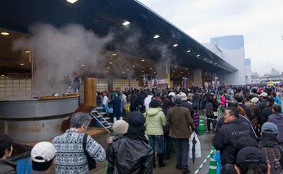 2. Shimonoseki Fish Festival