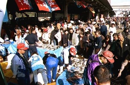 3. Shimonoseki Fish Festival