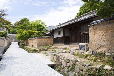 1. Castle Town Choufu