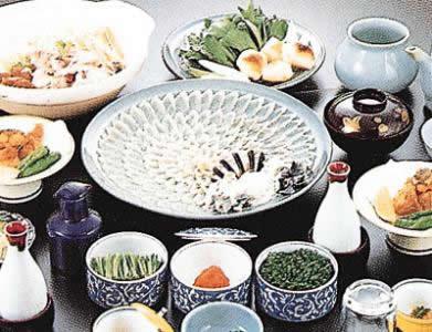 1. 河豚料理