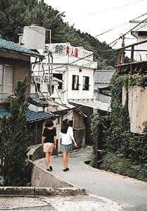 1. 오카와치 온천