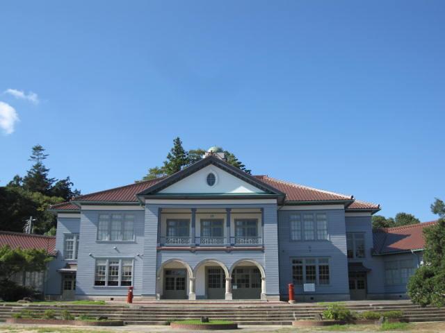 "1. Shimonoseki Municipal Hohoku Museum of History and Folklore ""Taisho-kan"""
