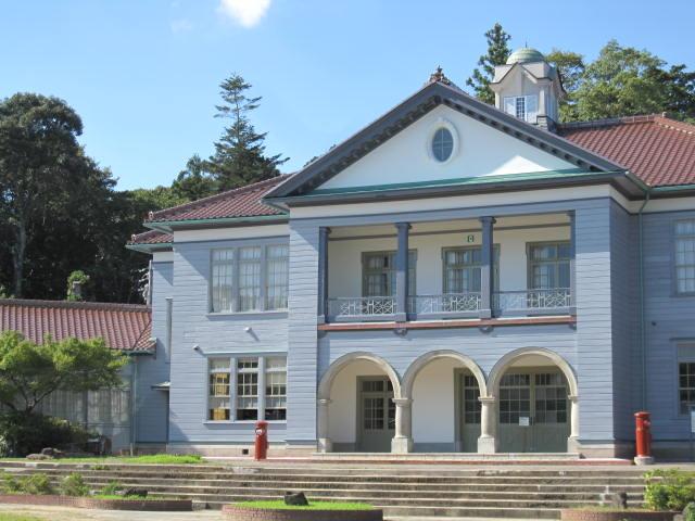 "2. Shimonoseki Municipal Hohoku Museum of History and Folklore ""Taisho-kan"""