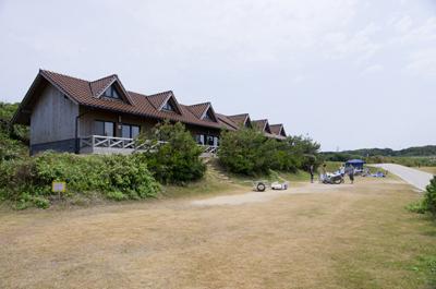2. 角岛大浜露营地