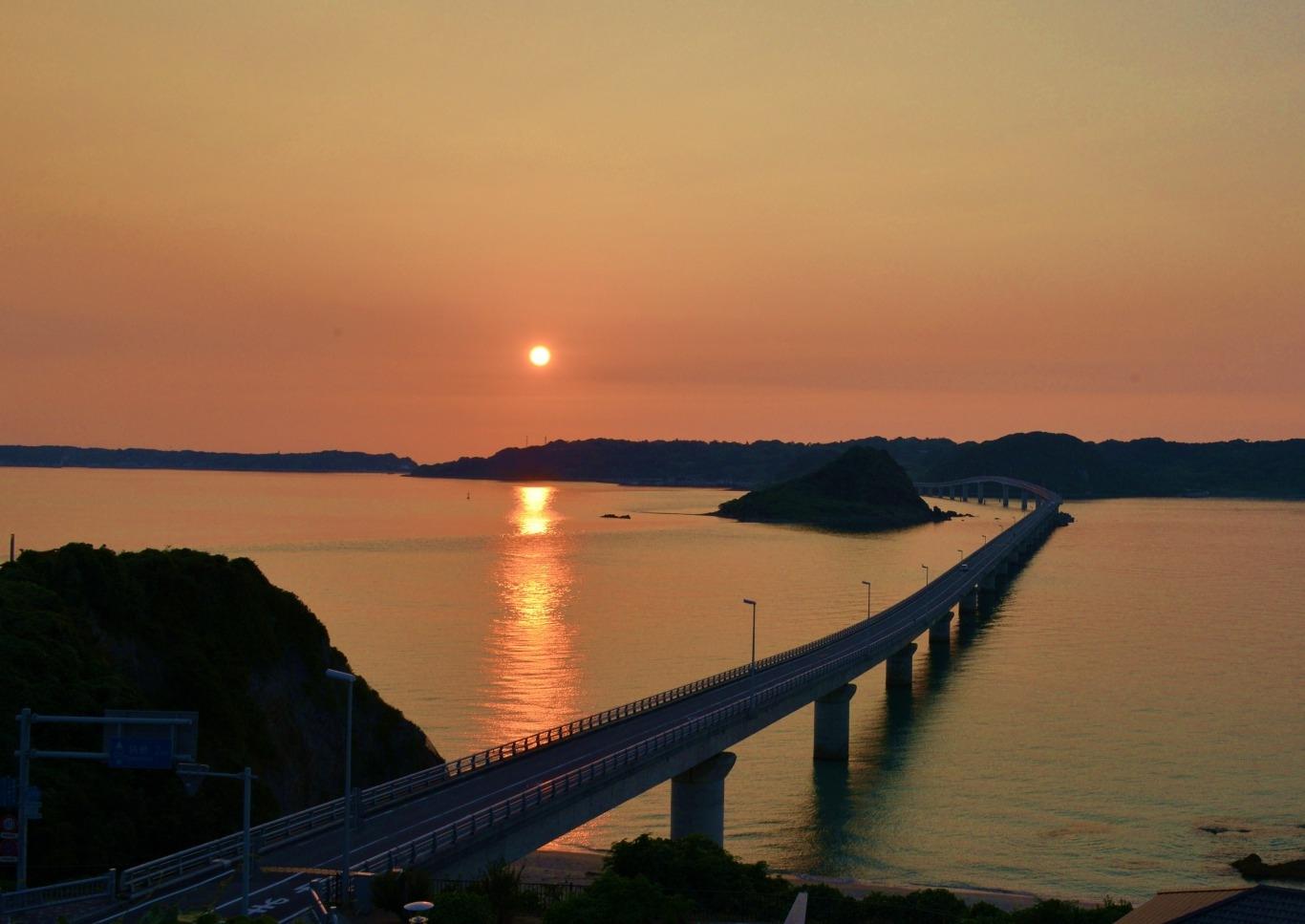 3. 角岛大桥