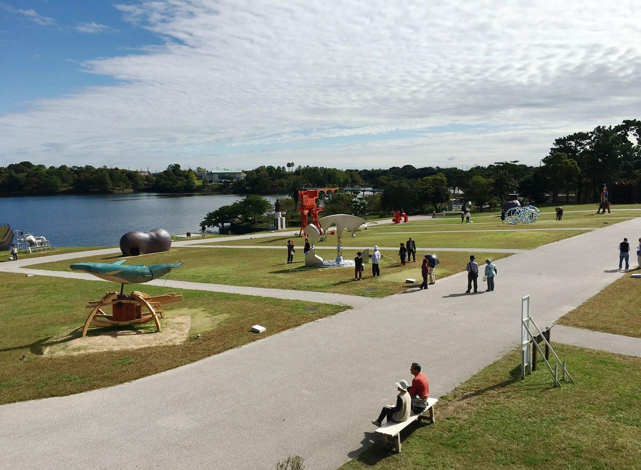 2. 常盤公園
