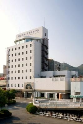 1. Shin-Yamaguchi Terminal Hotel