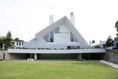 2. 야마구치 사비에르 기념성당
