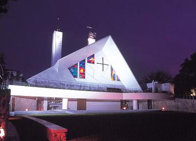 3. 야마구치 사비에르 기념성당