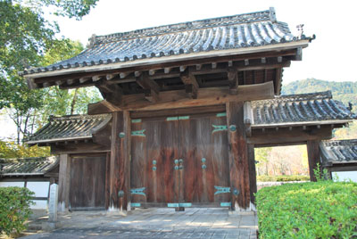 3. The old Yamaguchi Feudal Administration Office gate