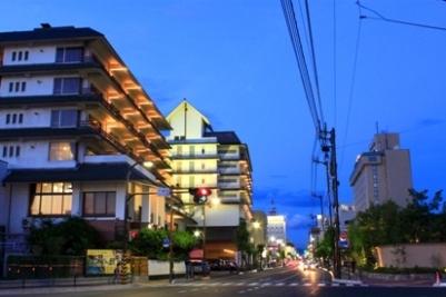 1. Yuda Onsen