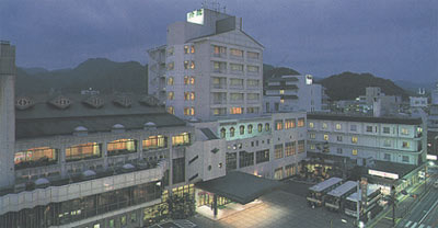 1. Yuda Onsen Ubel Hotel Matsumasa