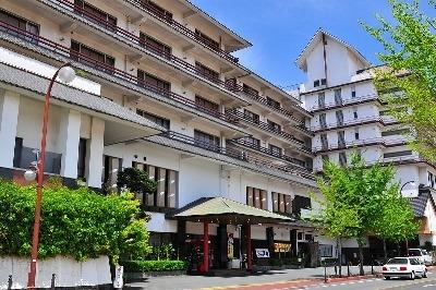 1. Nishi no Miyabi Tokiwa Ryokan Inn