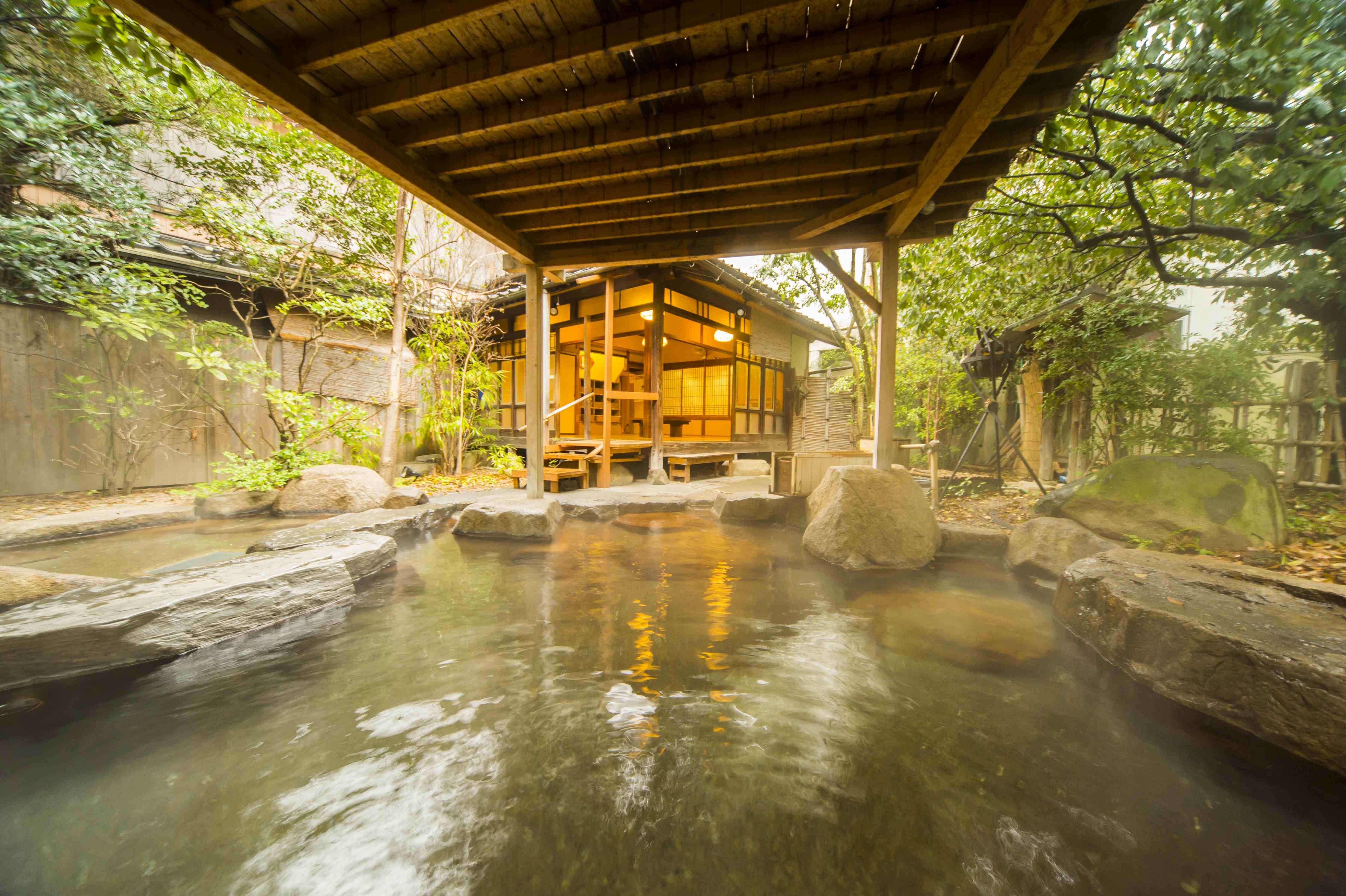 3. Nishi no Miyabi Tokiwa Ryokan Inn