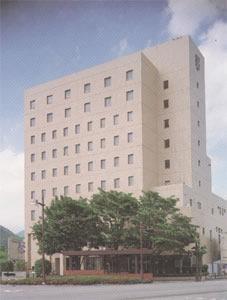 1. Sunroute Kokusai Hotel Yamaguchi