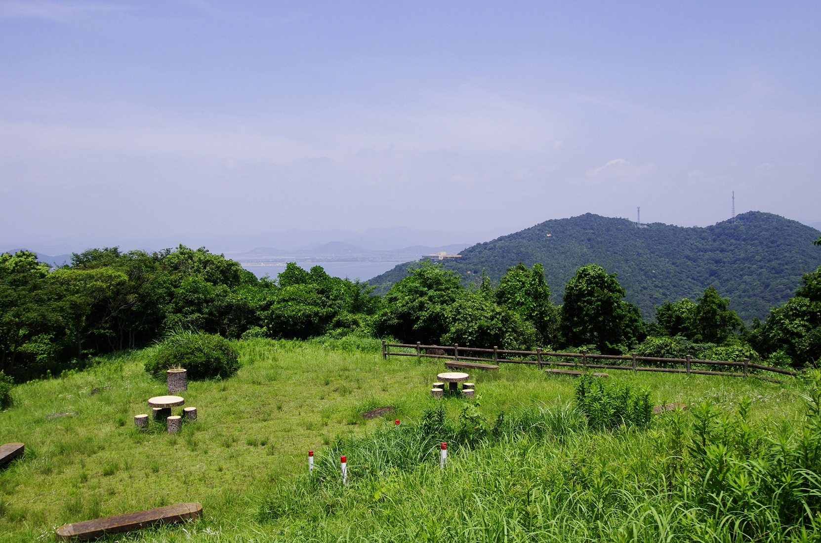 2. Kusayama Park