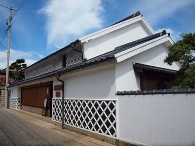 3. Former Nakagawa Residence (Ajisu Iguranoyakata)