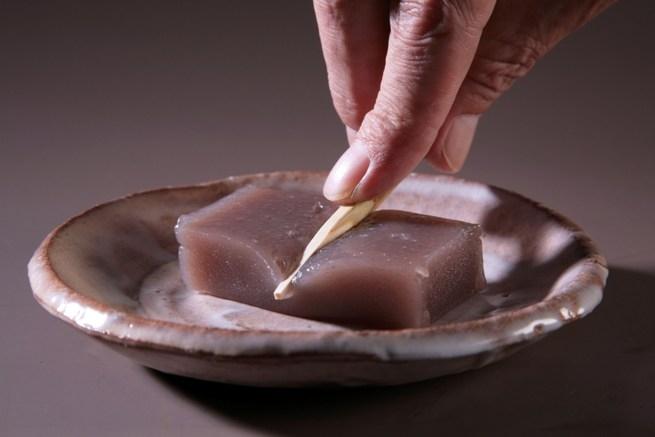 1. Uiro (Japanese Confectionery)