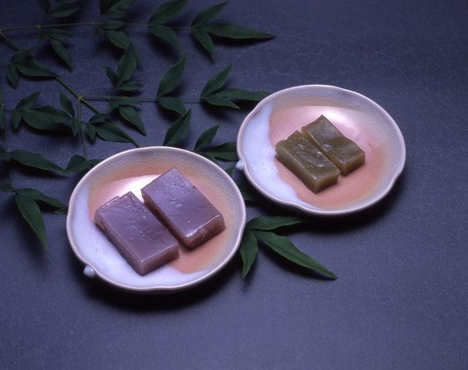 3. Uiro (Japanese Confectionery)