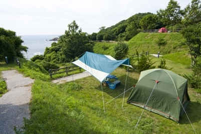 2. Susa Ecology Camping Ground