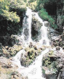 Oogiotoshi Water Fall