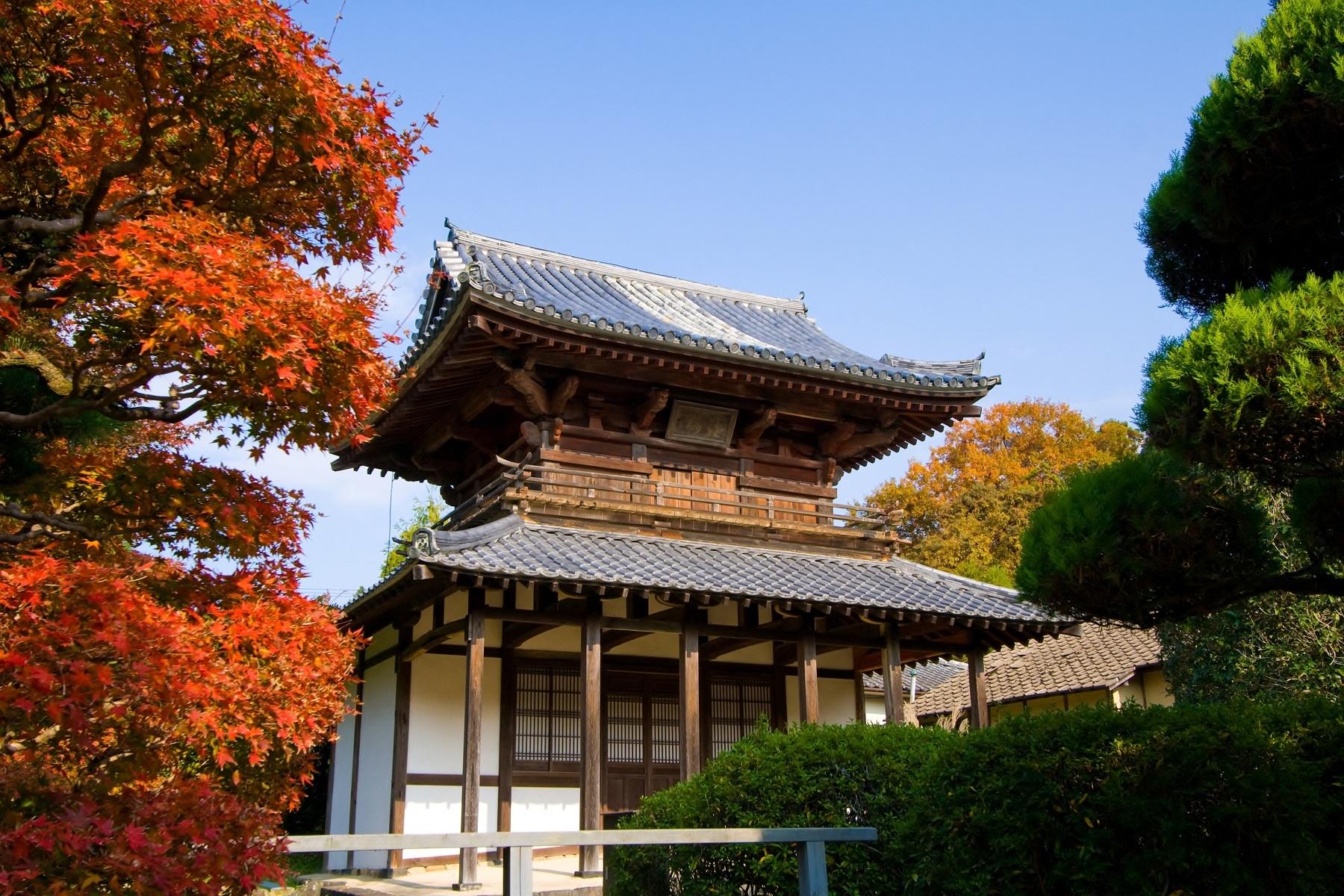 7. Tokoji Temple