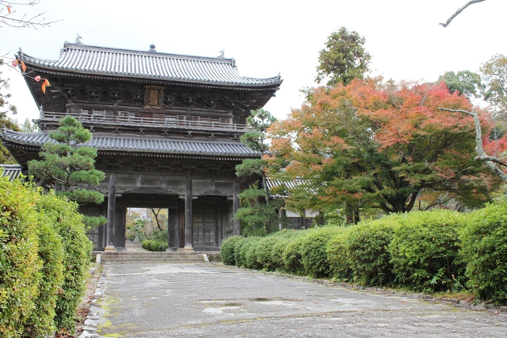 6. Tokoji Temple