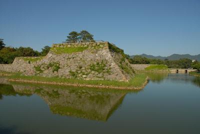 2. 萩城遺蹟指月公園