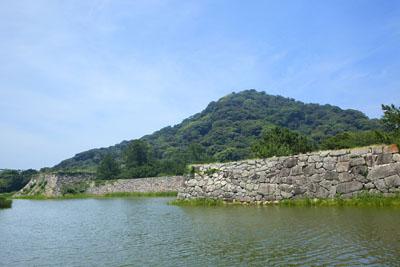 3. 하기 성터 시즈키 공원