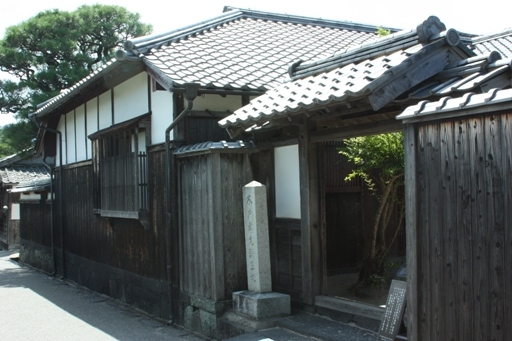1. 키도 타카요시 구 저택