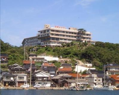 1. Hagi Kanko Hotel