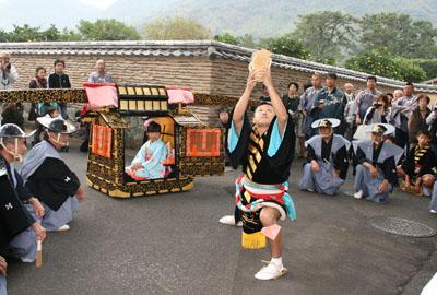 1. Hagi Jidai Festival