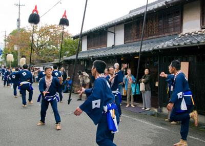2. Hagi Jidai Festival